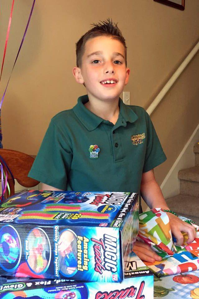 Franco on his birthday