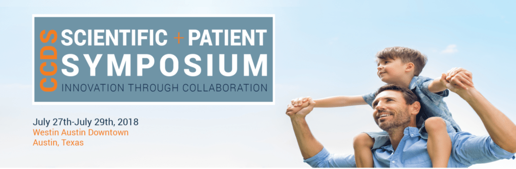 CCDS Scientific and Patient Symposium