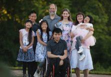Lanz family